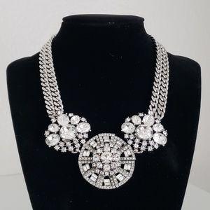 NEW, RARE, PRISTINE Kate Spade Ice Queen necklace